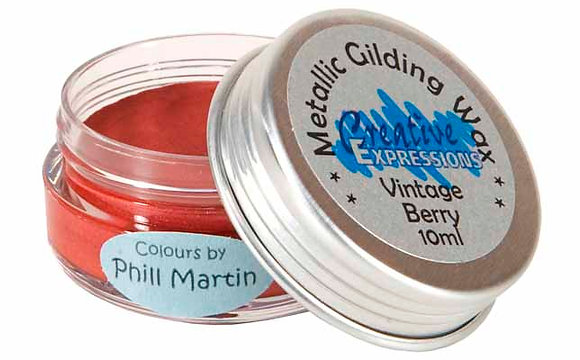 Vintage Berry Gilding Wax