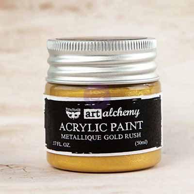 Art Alchemy - Metallique Gold Rush
