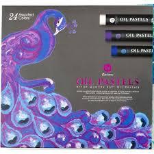 Soft Oil Pastels