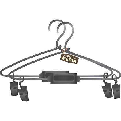Mix The Media Antique Metal Hangers - 2 pk