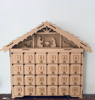 Nativity Advent Calender