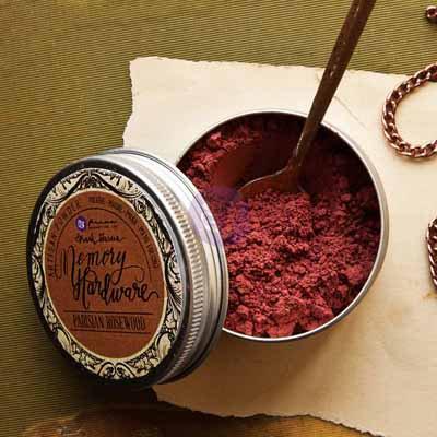 Memory Hardware Artisian Powder - Parisian Redwood