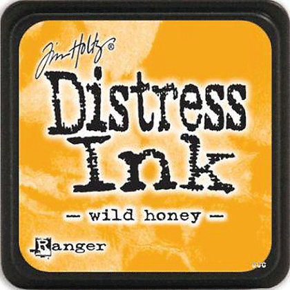 Tim Holtz Distress Ink Pad - Wild Honey