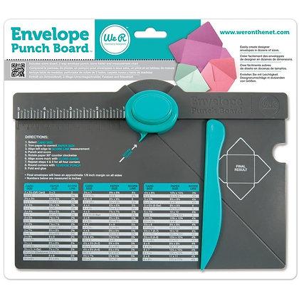 WRMK Envelope Punch Board