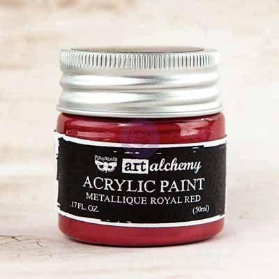 Art Alchemy - Metallique Royal Red