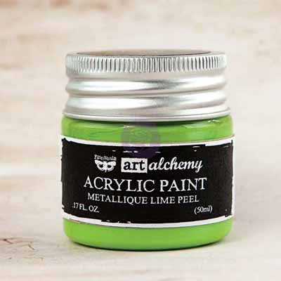 Art Alchemy - Metallique Lime Peel