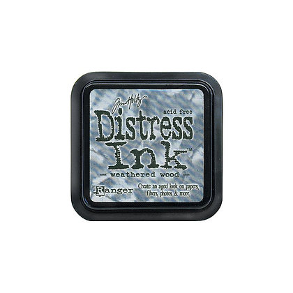 Tim Holtz Distress Ink Pad - Weathered Wood