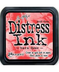 Tim Holtz Distress Ink Pad - Barn Door