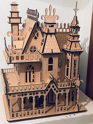 Fantasy Villa 3mm Dollhouse