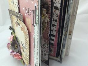 Mini Album Book Box