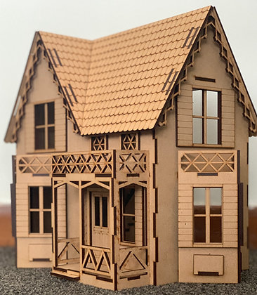Betsy H 3mm Dollhouse