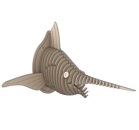 Swordfish Head