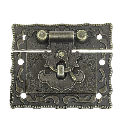 Square Ornate Latch