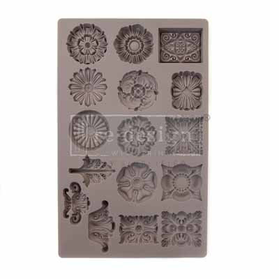 Redesign Moulds - Etruscan Accents