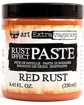 Art Extravagance - Red Rust