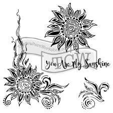 Gabrielle Pollacco - My Sunshine Stencil