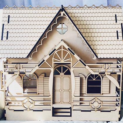 Ruby B 3mm Dollhouse