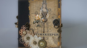 Timekeepers Paperbag Mini Album