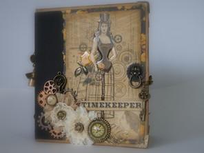 Timekeepers Paperbag Mini Album