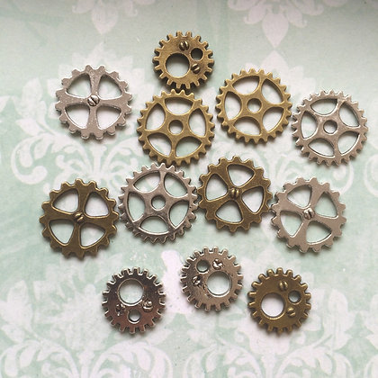 Mixed Gears Pack (Small)