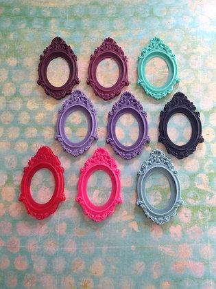 Oval Frames 2