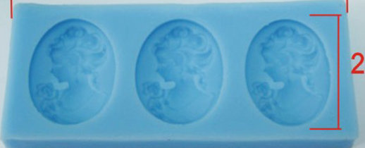 Cameo Ladies Mould