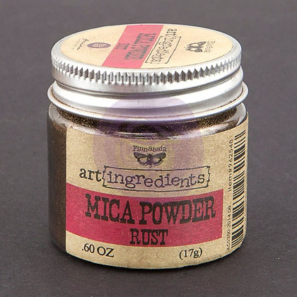 Art Ingredients - Mica Powder - Rust