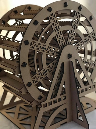 Mega Ferris Wheel Cupcake/Candy Stand