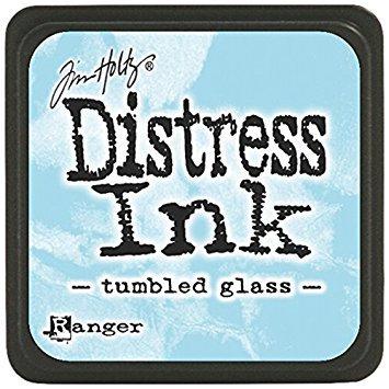 Tim Holtz Distress Ink Pad - Tumbled Glass