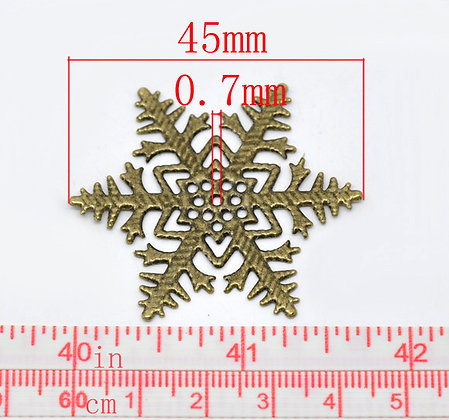 Snowflake Filligree