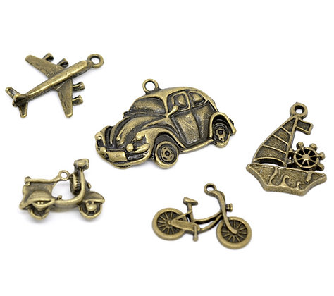 Travel Charm Pack