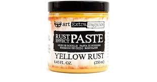 Art Extravagance - Yellow Rust