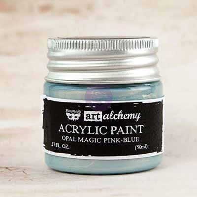 Art Alchemy - Opal Magic Pink Blue