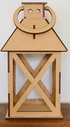 Cross Lantern