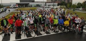 Rallye Vélo – 300 km pour la vie
