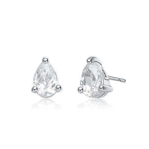 1.5ctw Pear Shaped Stud Earrings TCE- EAR8912