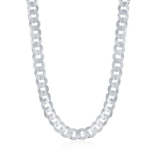 Sterling Silver 6.25mm Cuban Chain CL-Q-5491