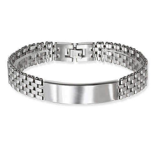 Stainless Steel Watch Style with ID Bracelet CL-ST-1559