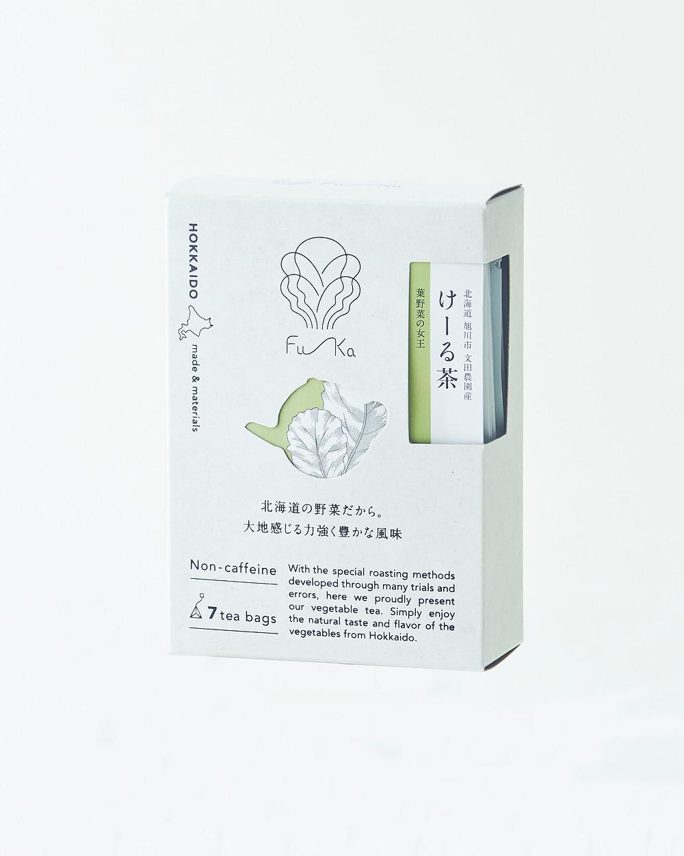 北海道茶 Fu-Ka パッケージデザイン