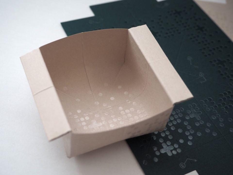 ぺぱこ 紙箱 プロダクトデザイン