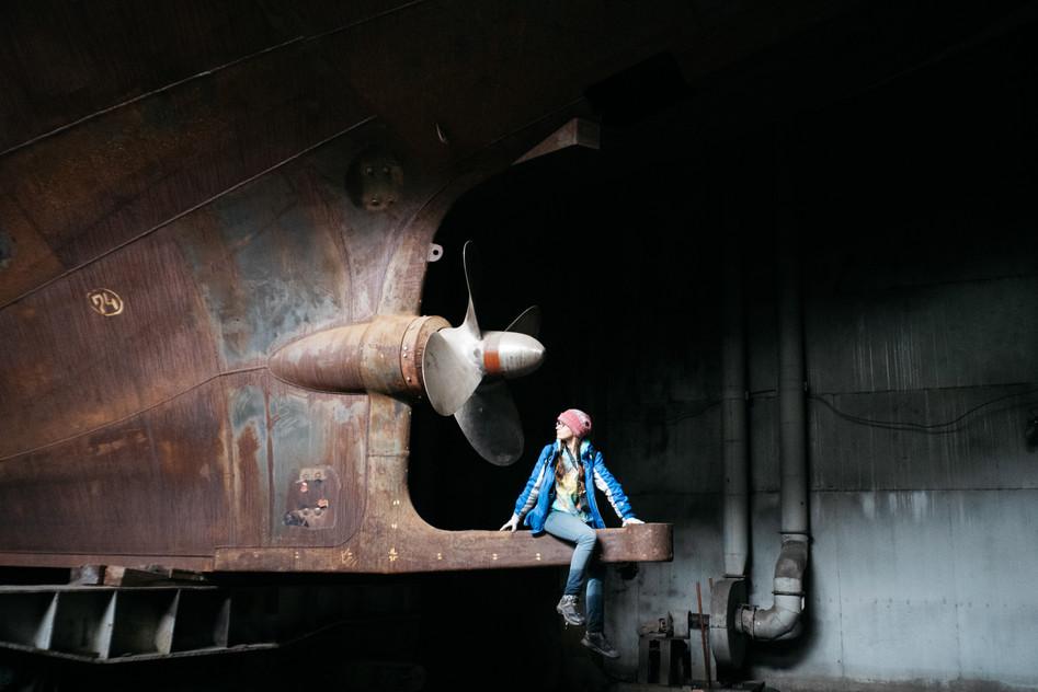 Ship-factory, Habarovsk
