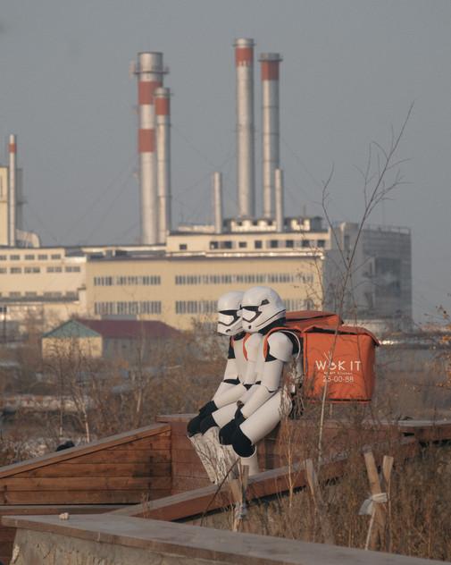 Yakutsk couriers