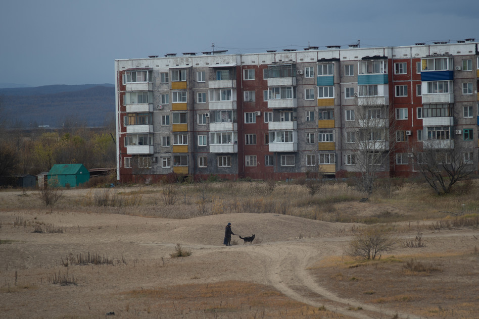 Komsomolsk on Amur