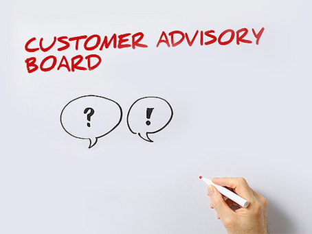 What is a Customer Advisory Board? And No, It's Not a Marketing Program