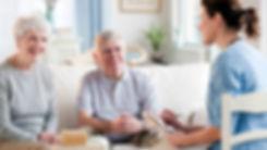 Senior care Sitter service
