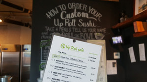 SB #005:  Roll Up to UP ROLL CAFE'
