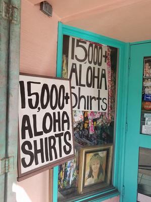 Bailey's Antiques and Aloha Shirts...