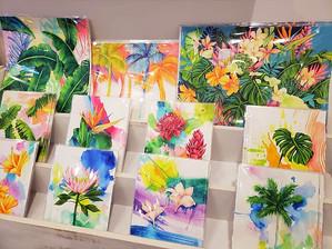 Kailua's Watercolor Wonderland