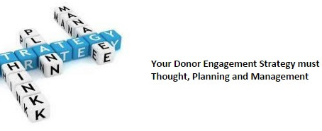 """Enhancing Donor Relations Through """"Donor Engagement"""""""