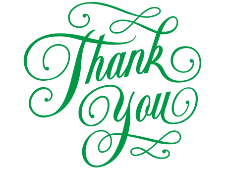 """Year-End Stewardship – Make Sure You Say """"Thank You"""""""